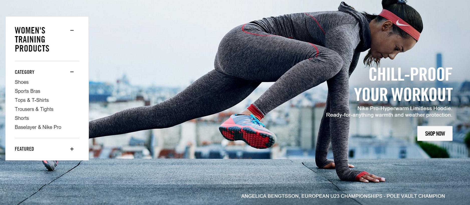 Nike Amp Women Fitness Or Fashion Trendwalk Net