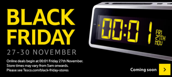 tesco black friday