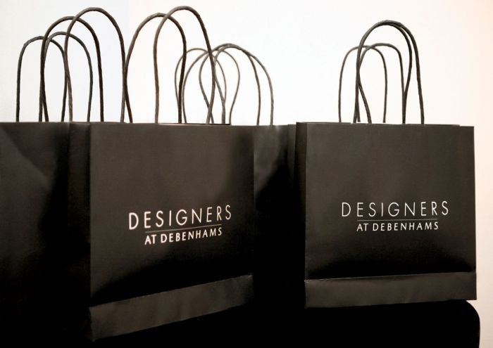 Designers at Debenhams