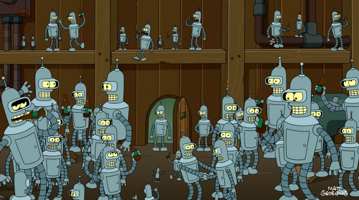 FUTURAMA-Season-6B-Benderama