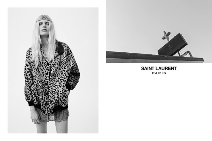 saint laurent SS16 ads 1