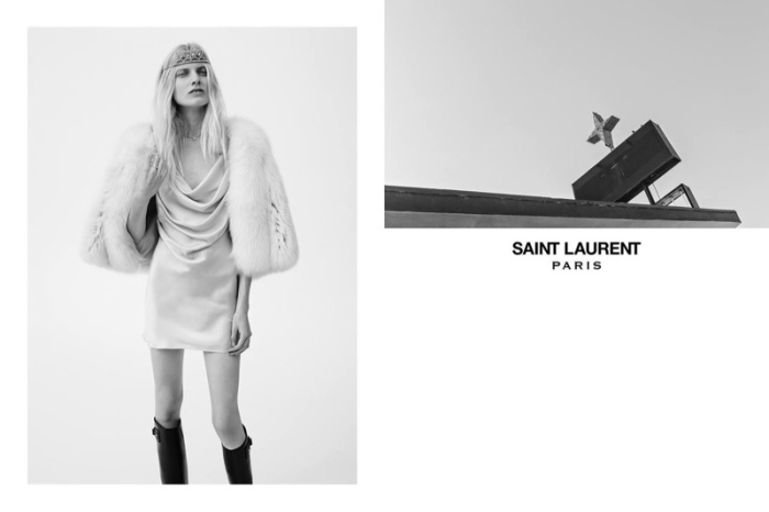 saint laurent SS16 ads 4