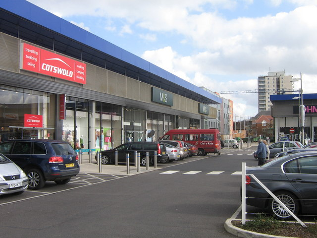 Nugent Shopping park Orpington