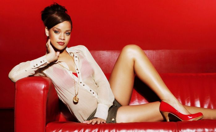Rihanna Flickr