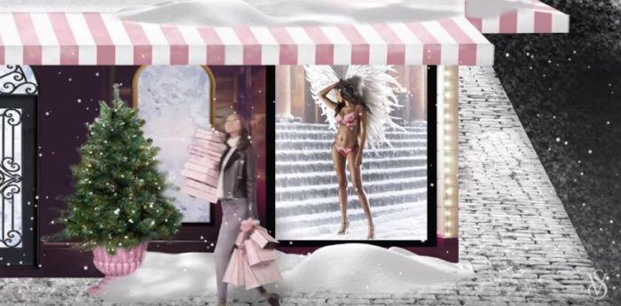 Victoria's Secret Christmas 2015