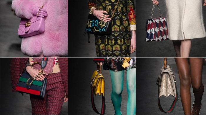 68797054272 Gucci AW16  The accessories key items