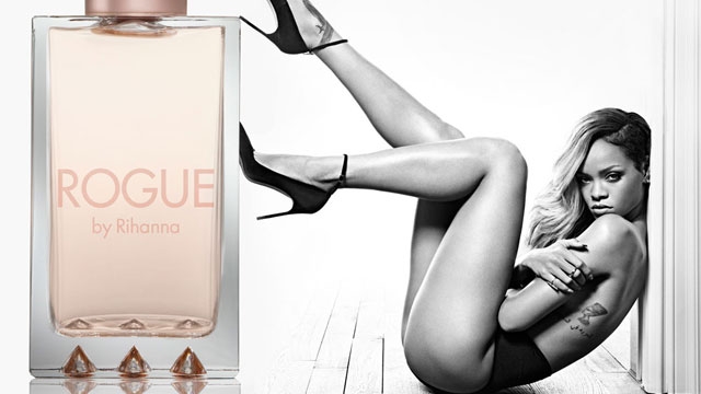 Rihanna fragrances