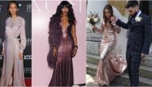Jasmine Tookes, Naomi Campbell, Nina Pearce