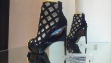 High heels, London, 2016