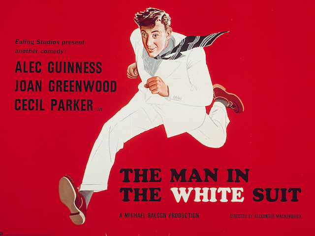 The Man In The White Suit. Picture courtesy BFI.org
