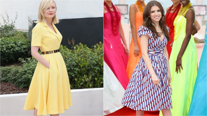 Cannes Film Festival 2016: Kirsten Dunst in Dior, Anna Kendrick in Marc Jacobs