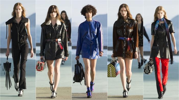 Louis Vuitton pre-summer 17 (Resort); pictures courtesy Louis Vuitton