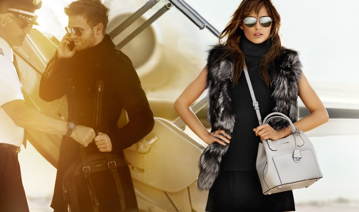 Michael by Michael Kors AW15 advertising