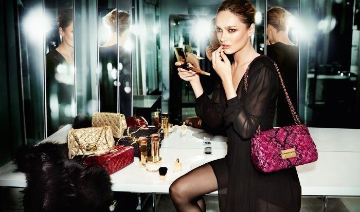 Michael by Michael Kors Holiday 15 advertising