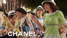 Chanel pre-summer 17