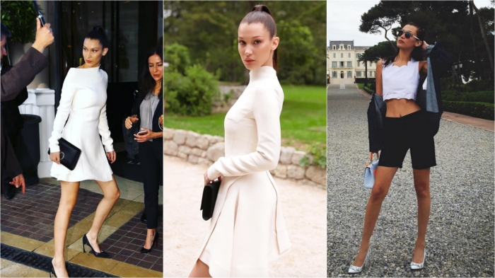 Cannes Film Festival 2016: Bella Hadid in Dior and off-duty