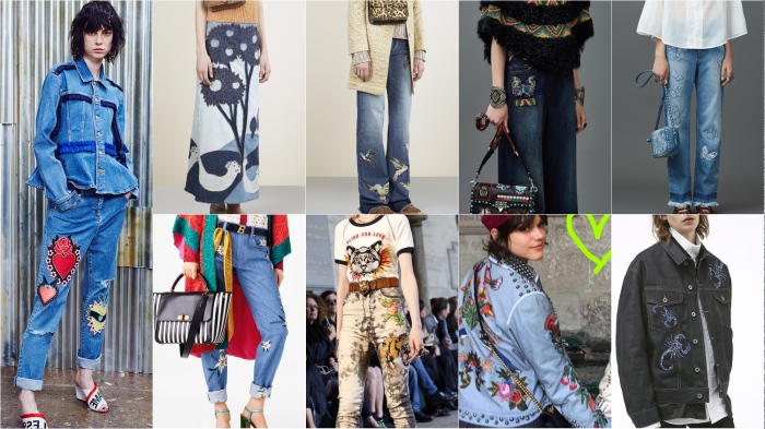 House of Holland, Red Valentino, Red Valentino, Valentino, Valentino, Bally, Gucci, Gucci, Diesel Black Gold Resort/pre-summer 2017