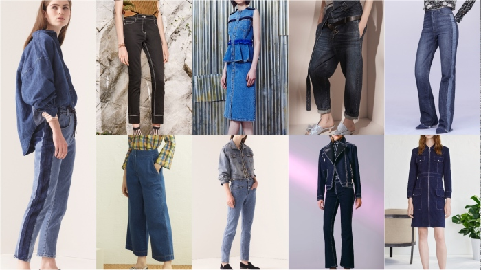 Closed, Carven, House of Holland, No 21, Rebecca Taylor, Suno, Closed, Versace, Elizabeth and James Resort/pre-summer 2017