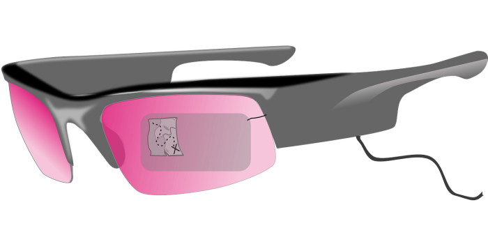 Wearable tech, Google Glass