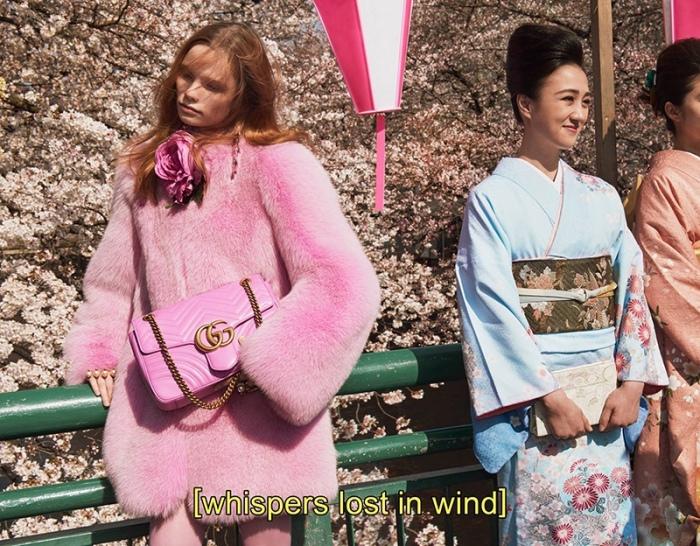 Gucci ad campaign AW16