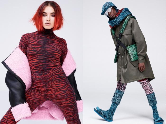 Kenzo for H&M AW16