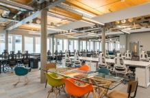 River Island, Shoreditch tech hub