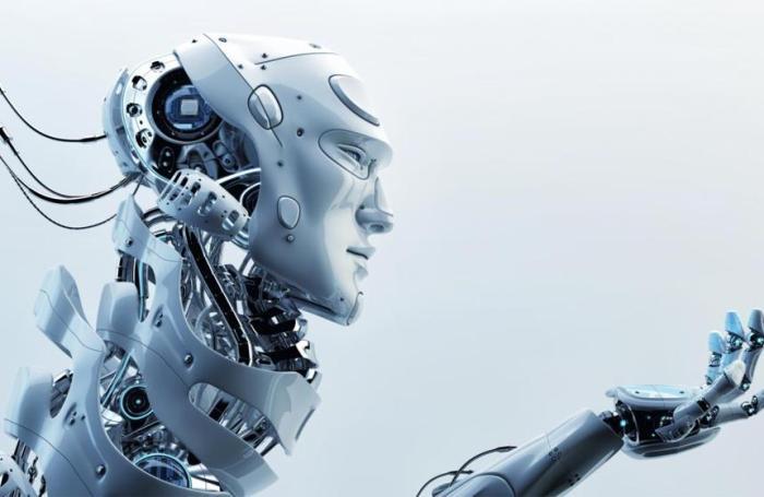 Skynet robot
