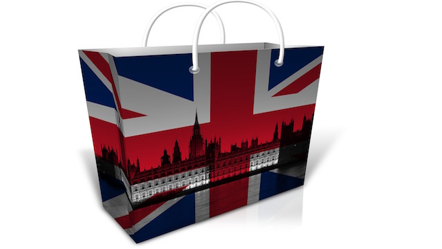 UK shopping