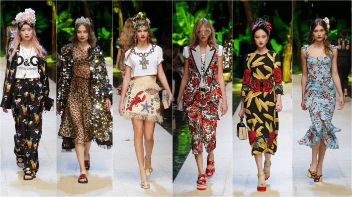 Dolce & Gabbana SS17