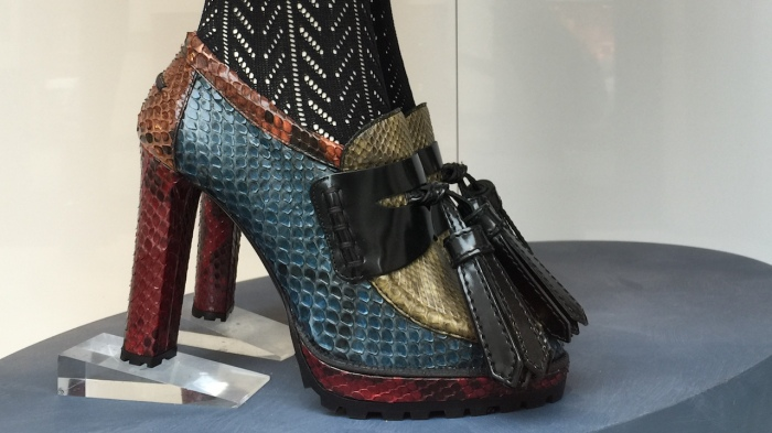 High heels_Burberry AW16