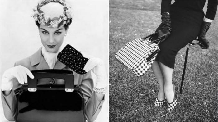 1950s handbags