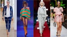 Courreges, Marc Jacobs, Moschino, Dolce & Gabbana SS17