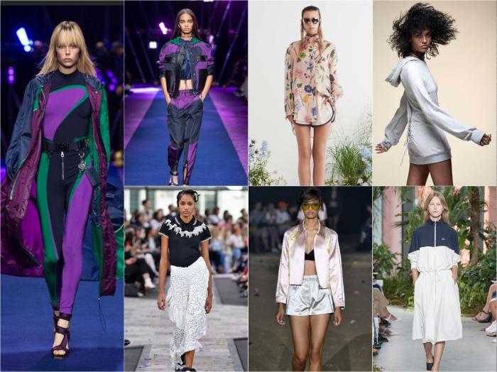 Versace, Versace, Markus Lupfer, Pam & Gela, Preen, 3.1 Phillip Lim, Lacoste SS17