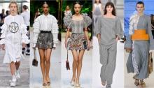 Preen, Dolce & Gabbana, Dolce & Gabbana, Chloe, Loewe SS17