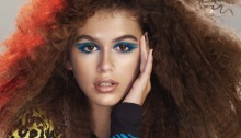 Kaia Gerber for Marc Jacobs Beauty