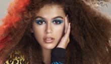 Kaia Gerber for Marc Jacobs Beauty