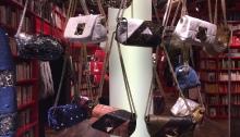 Mini bags at Sonia Rykiel