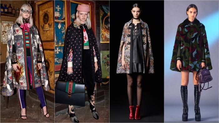 Gucci, Gucci, Just cavalli, Versace pre-fall 17