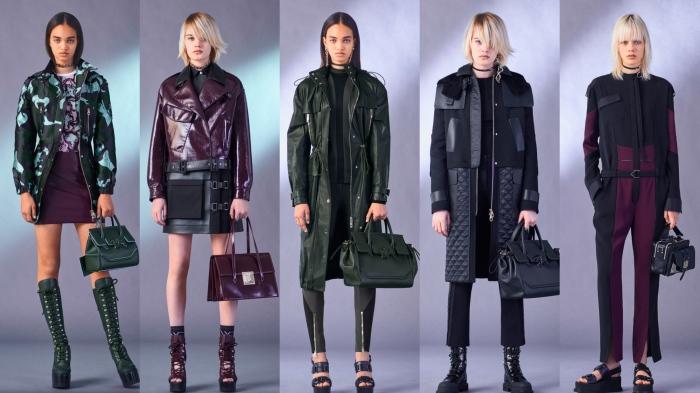 Versace pre-fall 17